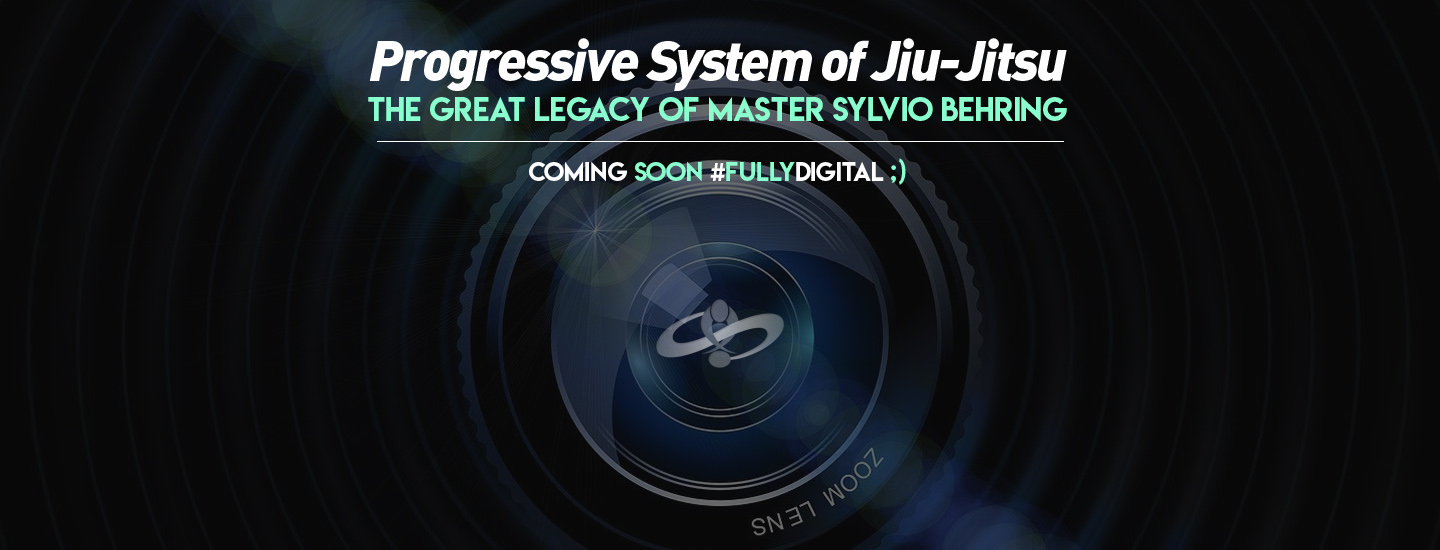 The Great Legacy of Master Sylvio Behring - Coming Soon #fullydigital